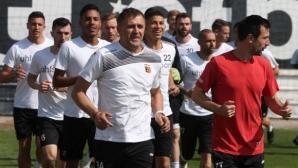Локо (Пловдив) започна подготовка с 24 футболисти