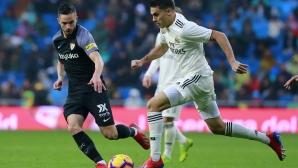 Севиля преговаря с Реал Мадрид за защитник