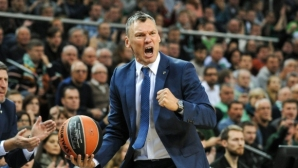 Ясикевичус за бъдещето: Има разговори с отбори от НБА