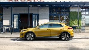 Новият кросоувър KIA XCeed – модерна алтернатива на SUV моделите