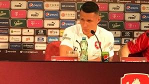 Марек Сухи: Трябва да се фокусираме върху играта на Попов (видео)