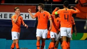 Груби грешки убиха мечтата на Англия и пратиха Холандия на финал (видео + галерия)