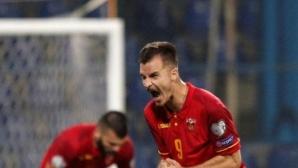 Политиката победи футбола, но Черна гора не се даде на Косово (видео)