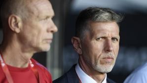 Треньорът на Чехия: Беше много трудно