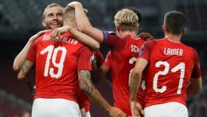 Резерва донесе успех на Австрия срещу Словения