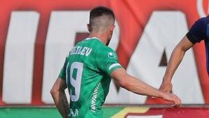 Хубчев хареса защитник на Берое за Левски