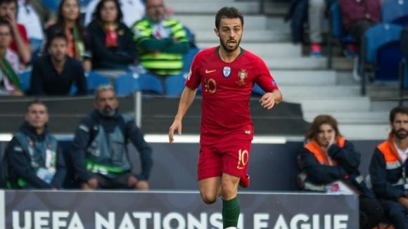 Бернардо Силва: Щастлив съм, това е първата ми титла с Португалия