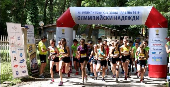 Петима с по две титли на Олимпийския фестивал на БОК в Албена