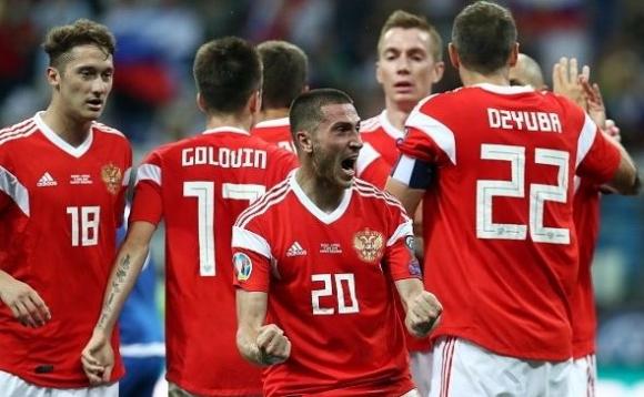Един гол стигна на Русия срещу Кипър (видео)
