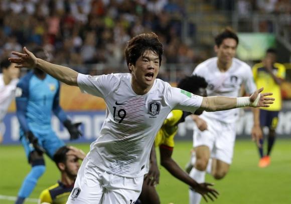 Южна Корея - Украйна е финалът на Световното за младежи