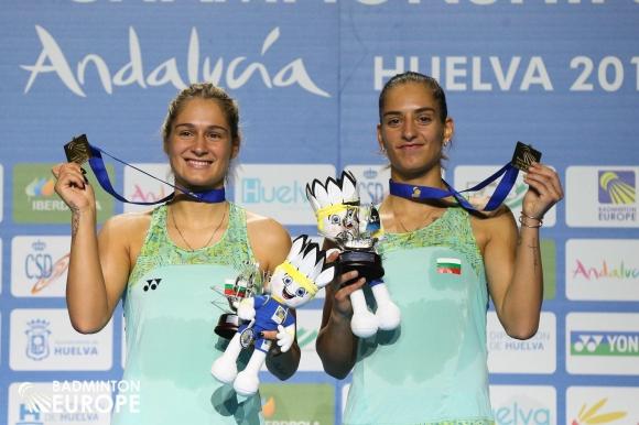 БОК извади сестри Стоеви от отбора за Европейските игри