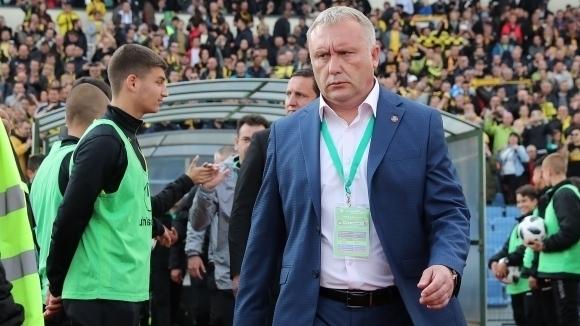 Ботев (Пд) отбеляза рождения ден на Николай Киров