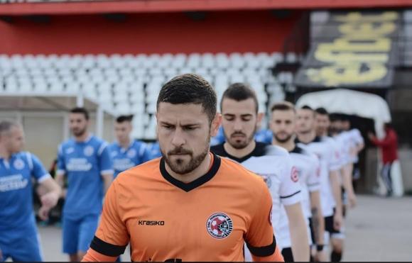 Стражът на Локомотив (ГО) Християн Славов напусна клуба