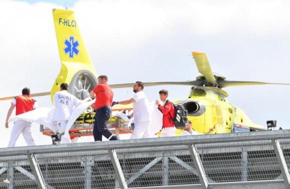 Лекар: Фрум е изпитал нечовешки болки, загубил е поне литър кръв