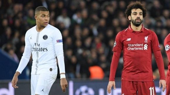 Мбапе и Салах са най-скъпите футболисти в света