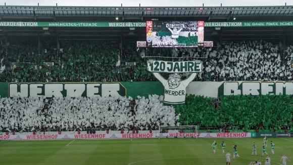 Вердер прибира 30 милиона за името на стадиона, феновете на протест