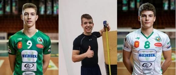 Трима национали изпраща Добруджа 07 на подготовка за Баку