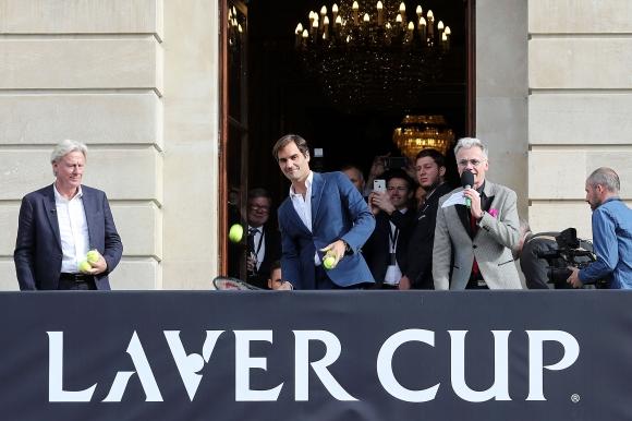 Зверев, Тийм и Фонини станаха съотборници на Федерер и Надал