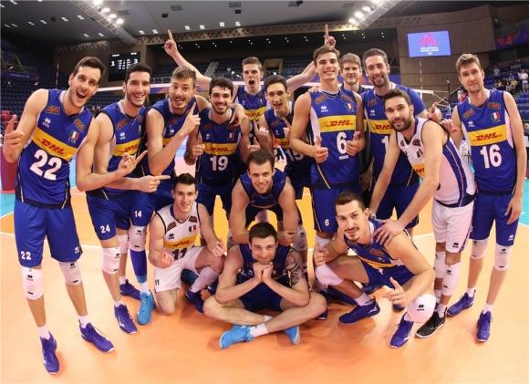 Италия с трудна победа над Япония във Варна (видео + снимки)