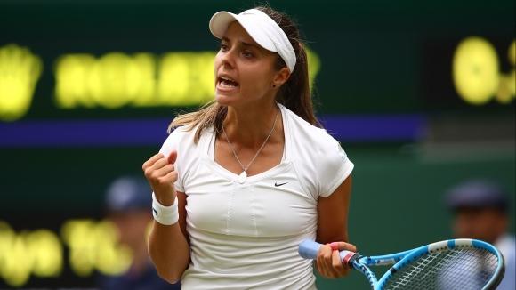 Виктория Томова се класира за втория кръг на квалификациите в Бирмингам