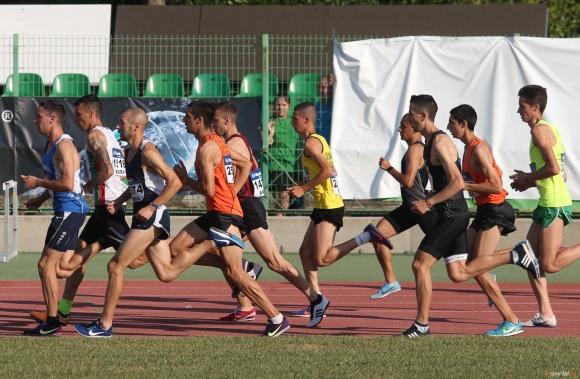 """Силни резултати на 1500 м при мъжете на """"Самарско знаме"""""""