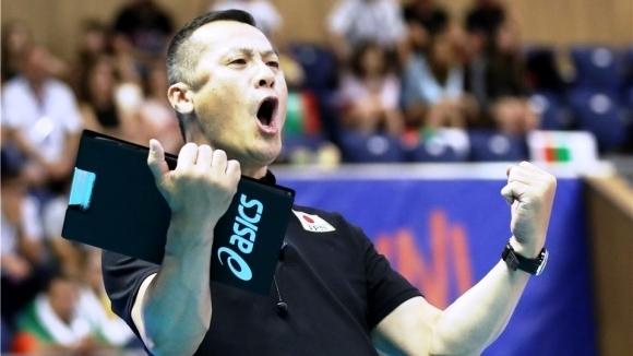 Треньорът на Япония: Българите направиха много грешки в тайбрека, което ни...