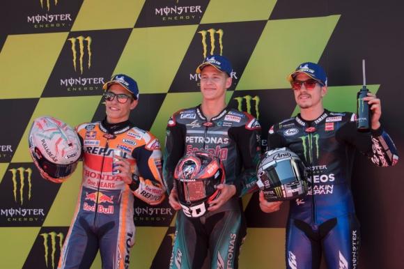 Куартараро с шанс да счупи още един рекорд на Маркес в MotoGP