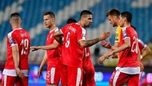 С четири гола сърбите се извиниха за кошмара от петък (видео)