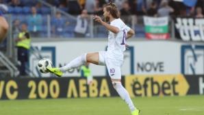 Велко Батрович напусна Етър