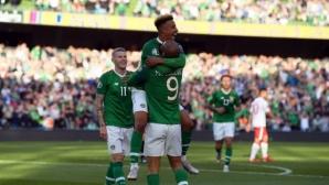 Ирландия дръпна с пет точки пред конкуренцията