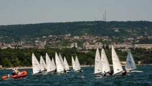 """45 заявки за участие в Европейската купа по ветроходство в клас """"Лазер"""""""