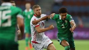 Северна Ирландия е хит с четвърта победа в квалификациите