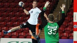 България крачи към полуфинал на IHF Emerging Nations след разгром над Ирландия (видео + снимки)