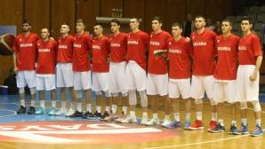 Националите по баскетбол до 20 години загубиха от Израел в Правец