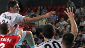 България преклони глава пред Грузия и на полуфиналите ще играе с Куба