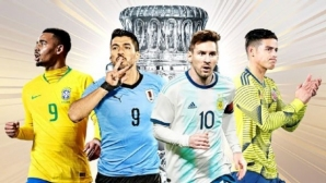 """Меси срещу """"проклятието"""", Бразилия ще утешава феновете и много коварни тимове в търсене на слава"""