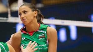 Елица Василева се връща в националния