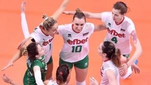 Българска националка ще играе за френския шампион