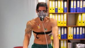 Играчите на Берое преминават медицински изследвания