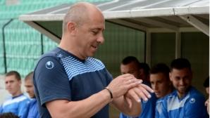 Илиан Илиев: Юношите сме ги взели, за да играят (видео)