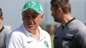 Стойчо Стоев: Имаме нужда от още футболисти (видео)