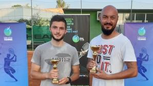 Михаил Иванов е първият шампион на ITL Challenger