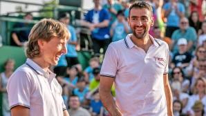 Чилич събра Модрич и куп спортни звезди на благотворителен турнир