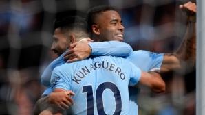 Жезус: И двамата с Агуеро оставаме в Манчестър Сити