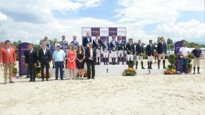Пореден успех за България на Световната купа по конен спорт