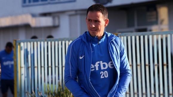 Живко Миланов: Падна ни се най-тежкият отбор, но няма значение