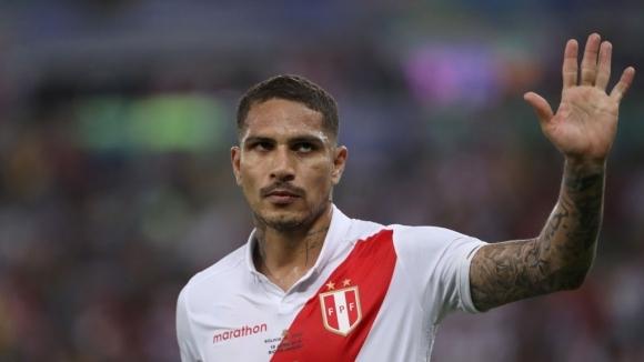 Паоло Гереро се надява да вкара на Бразилия