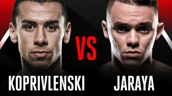 Копривленски се завърна с победа на ринга