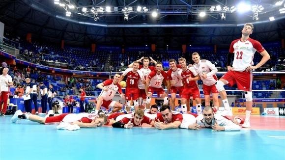 Полша се спаси срещу Сърбия след драматична победа (видео + снимки)