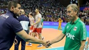 Силвано Пранди: Имаме време до олимпийската квалификация